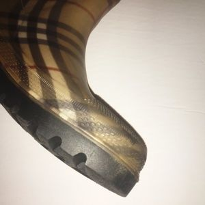 Burberry Shoes - Burberry Rubber Rain Boots